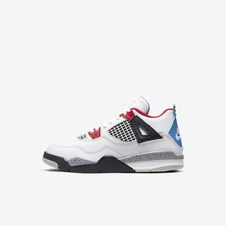 Nike Little Kids' Shoe Jordan 4 Retro