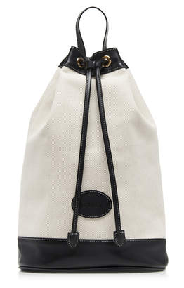 Marge Sherwood Joy Contrasting Leather Backpack