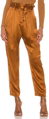 Mason by Michelle Mason X REVOLVE Paperbag Cropped Trouser