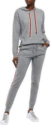 Chinti and Parker Ringmaster Wool And Cashmere-blend Hoodie