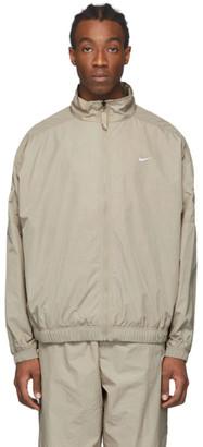 Nike Khaki NRG Track Jacket
