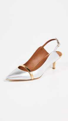 Malone Souliers Marion 45mm Slingback Pumps