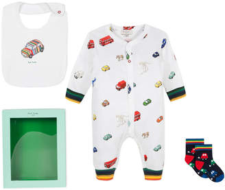 Paul Smith Baby Accessories Set