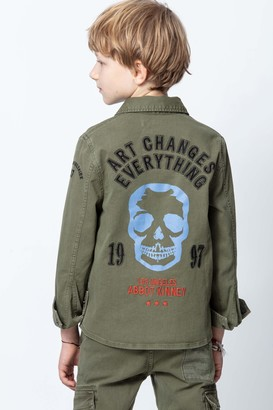Zadig & Voltaire Kids Kayak Jacket