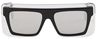 Kenzo Square glasses