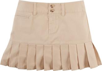 Ralph Lauren Stretch Cotton Chino Skirt