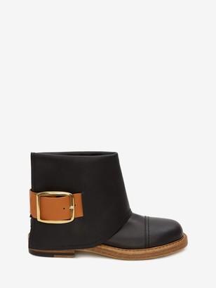 Alexander McQueen Cuff Boot
