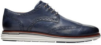 Cole Haan Original Grand Wingtip Leather Oxford Sneaker