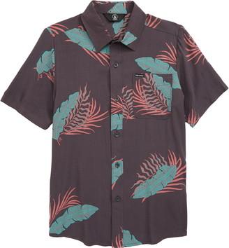 Volcom Bermuda Button-Up Shirt