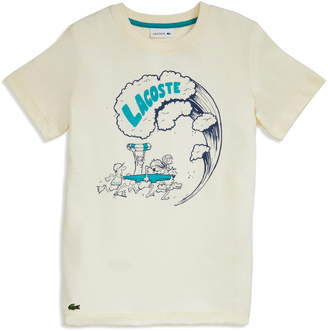 Lacoste Summer Graphic Tee