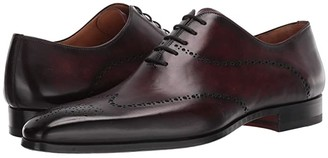 Magnanni Jethro (Burgundy) Men's Shoes