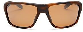 Oakley Men's Split Shot Polarized Square Sunglasses, 64mm