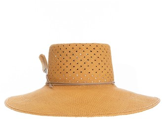 Zimmermann Vent Crown Panama Hat