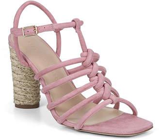 Veronica Beard Bala Suede Gladiator Sandals