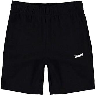Molo Axon (Little Kids/Big Kids) (Black) Boy's Shorts