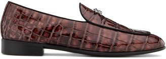 Giuseppe Zanotti Bizet loafers