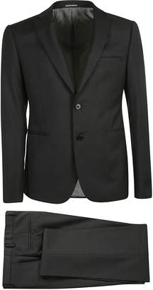 Emporio Armani Single-breasted Classic Suit