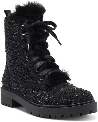 Jessica Simpson Kalirah 2 Combat Boot