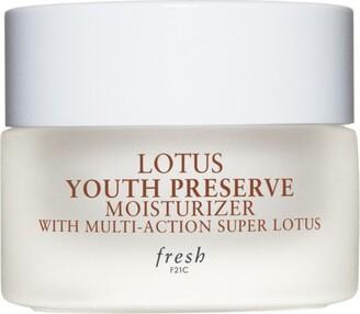 Fresh Lotus Youth Preserve Moisturiser