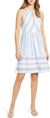 Gibson x The Motherchic Newport Stripe Dress