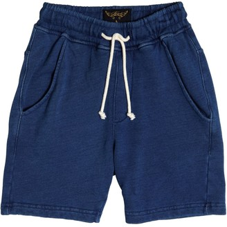Finger In The Nose HAND-DYED COTTON SHORTS