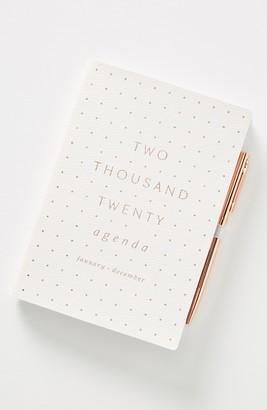 Anthropologie Home 2020 Planner & Pen Set