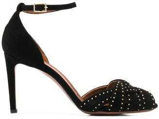 L'Autre Chose studded open-toe sandals
