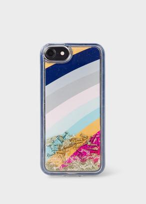 Paul Smith 'Glitter Swirl' iPhone 7/8 Case