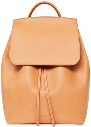 Mansur Gavriel Cammello Large Backpack - Raw