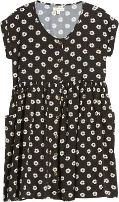 Tucker + Tate Print Button Front Dress