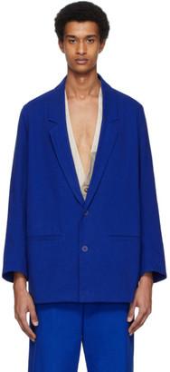 Toogood Blue The Editor Jacket