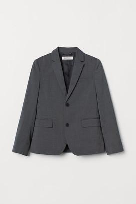 H&M Classic Blazer - Gray