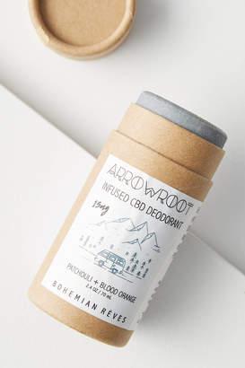 Bohemian Reves Patchouli + Blood Orange Deodorant