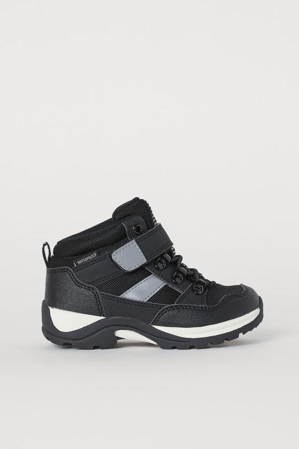 H&M Waterproof High Tops - Black