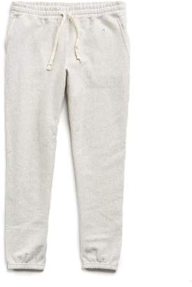 Todd Snyder + Champion Fleece Classic Sweatpant in Eggshell Mix
