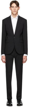 DSQUARED2 Black Wool Tokyo Fit Suit