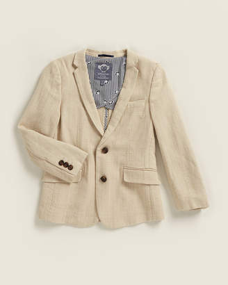 Appaman (Boys 8-20) Linen-Blend Sport Coat