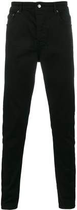 Ksubi Black Chitch Laid Slim jeans