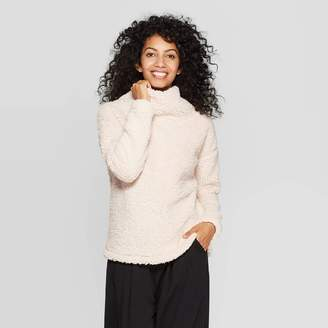A New Day Women's Any Day Turteneck Sherpa Puover