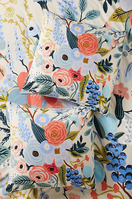Rifle Paper Co. for Anthropologie Garden Party Euro Sham By in Assorted Size EURO SHAM