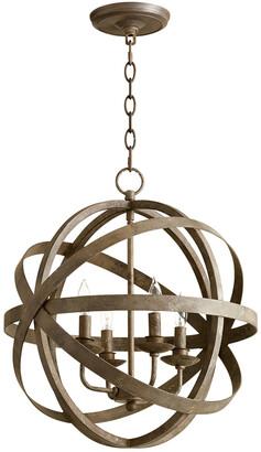 Cyan Designs Gladwin 4-Light Pendant