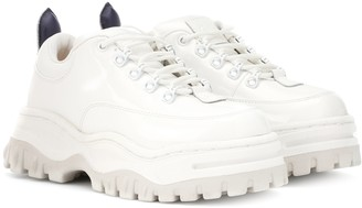 Eytys Angel patent leather sneakers