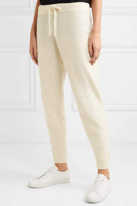 Hatch The Jogger Wool-blend Track Pants - Cream