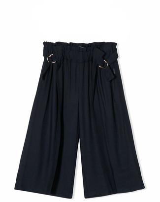Chloé Navy Blue Trousers