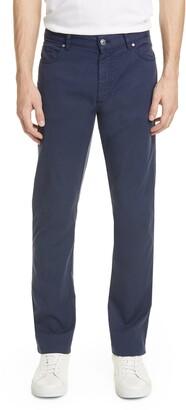 Ermenegildo Zegna Classic Fit Stretch Jeans