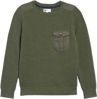 Boden Mini Utility Pocket Sweater
