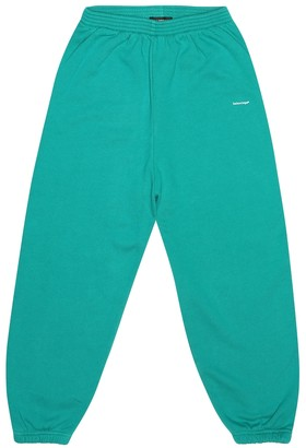 Balenciaga Kids Cotton trackpants