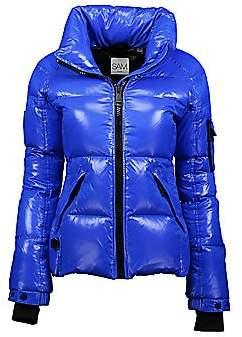 SAM. Women's Freestyle Down Puffer Jacket