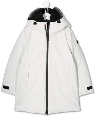 AI Riders On The Storm lens integrated padded parka