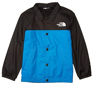 The North Face Kids Coaches Wind Jacket (Little Kids/Big Kids) (Clear Lake Blue) Boy's Clothing